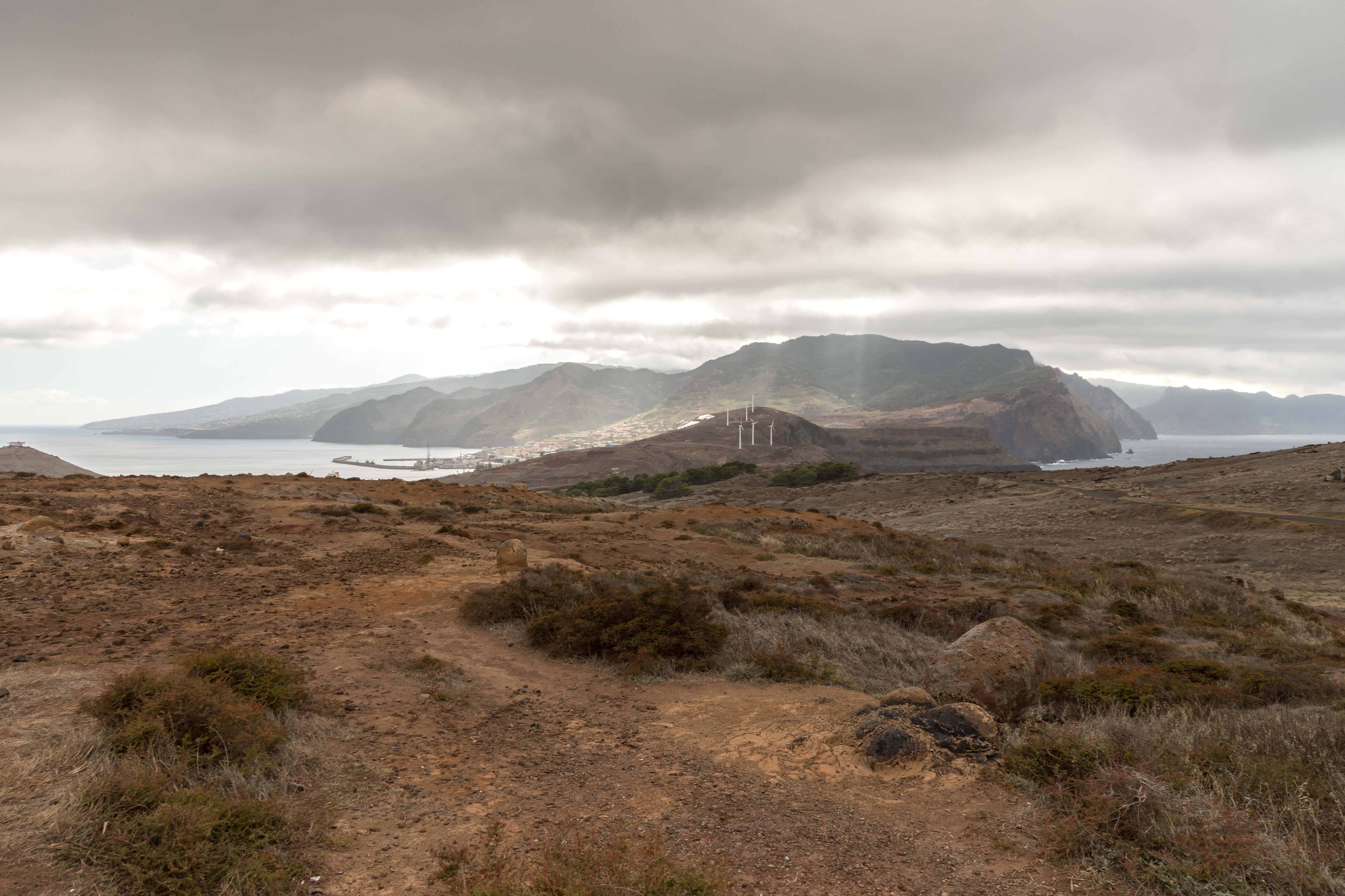 LA COTE SUD (PARTIE 1) : Ponta De São Lourenço – Prainha – Machico – Ponta De Garajau