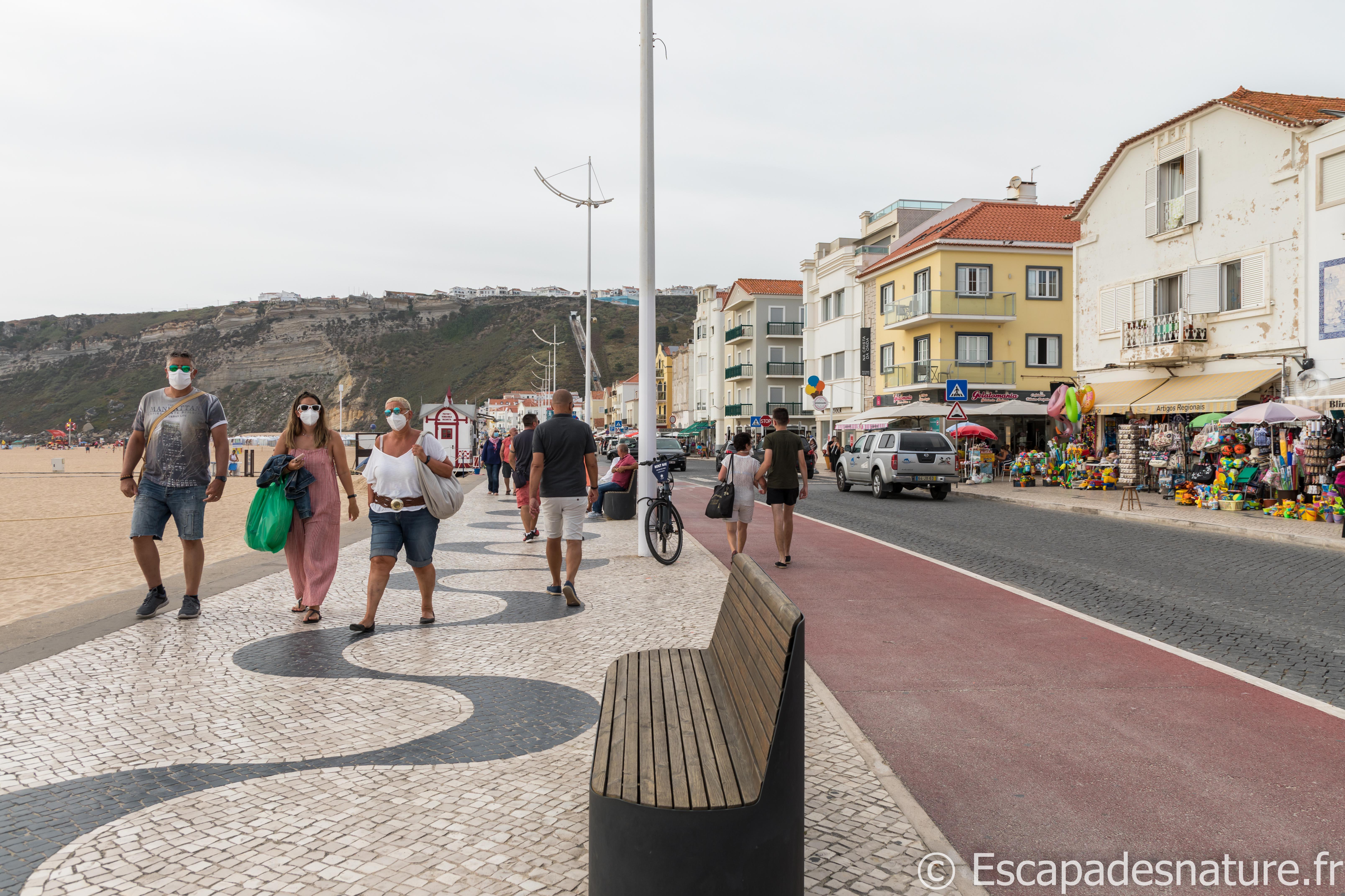 VOYAGER AU PORTUGAL (CONTINENT) EN PERIODE DE COVID-19 (Eté 2020)